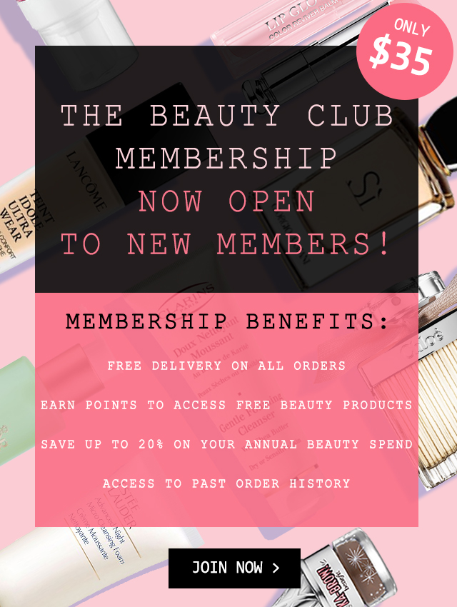 Forgot your The Beauty Club Member Password?