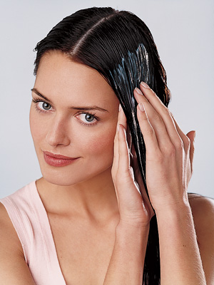 how to get damaged hair healthy